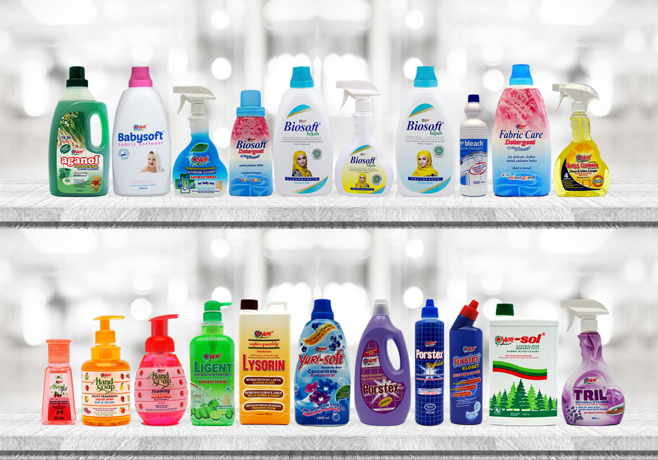 Product Household Cleaner